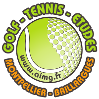 logo golf tennis etude
