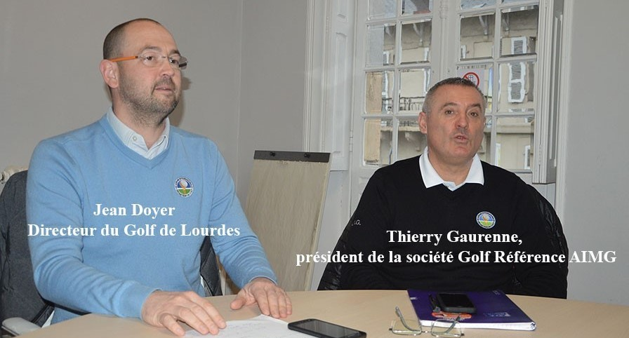 aimg reprend gestion golf lourdes